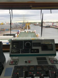 The view from the Bridge - crew management