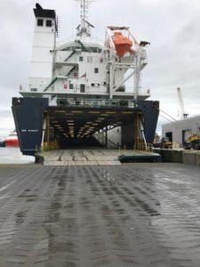 M.V Helliar - NorthLink Ferries - crew management